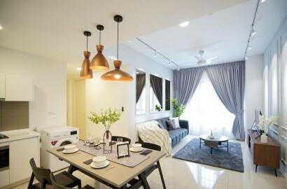 Novum, Kampung Kerinchi Bangsar South 823sqft ID#11 New (Modern Classic)