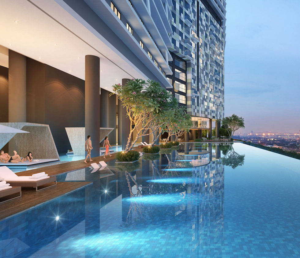 Novum, Kampung Kerinchi Bangsar South 708sqft For Sale ID#01