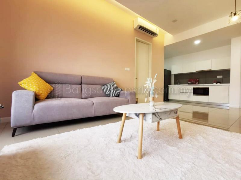 Novum, Kampung Kerinchi Bangsar South 647sqft One (1) Bedroom ID#13 New
