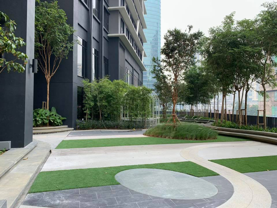 Novum, Kampung Kerinchi Bangsar South 987sqft ID#06