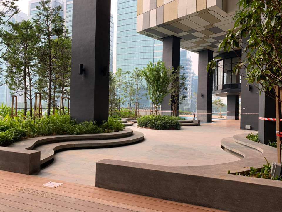 Novum, Kampung Kerinchi Bangsar South 687sqft ID#02