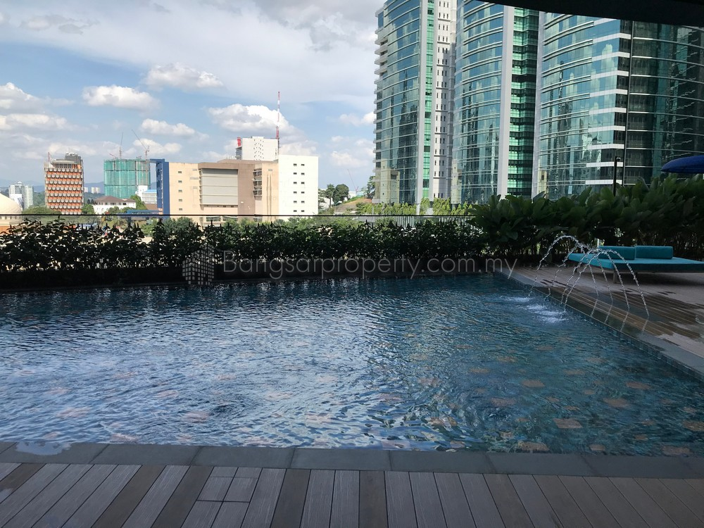 Novum, Bangsar South 872sqft Fully Furnished With Interior Design With Balcony For Sale ID#09