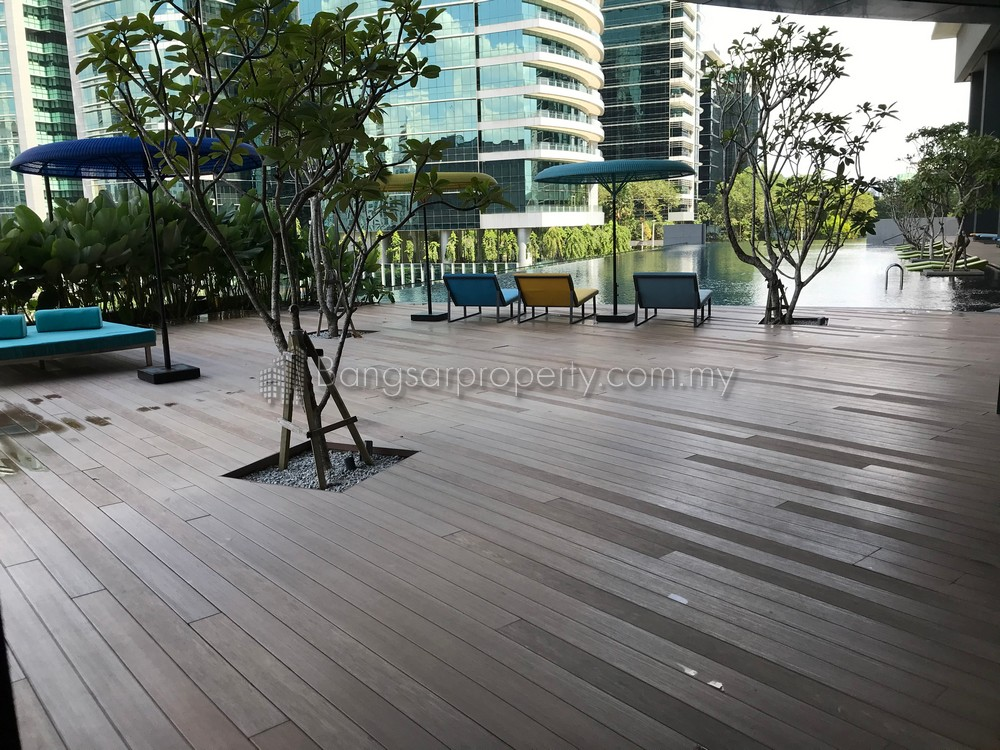 Novum, Bangsar South, Kampung Kerinchi 708sqft With Balcony One (1) Bedroom ID#17 New