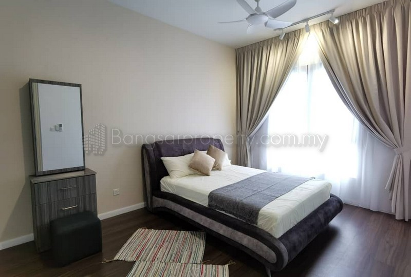 Novum, Bangsar South, Kampung Kerinchi 826sqft Two (2) Bedroom ID#15 New